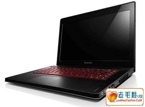 Y430p联想笔记本U盘重装xp系统教程