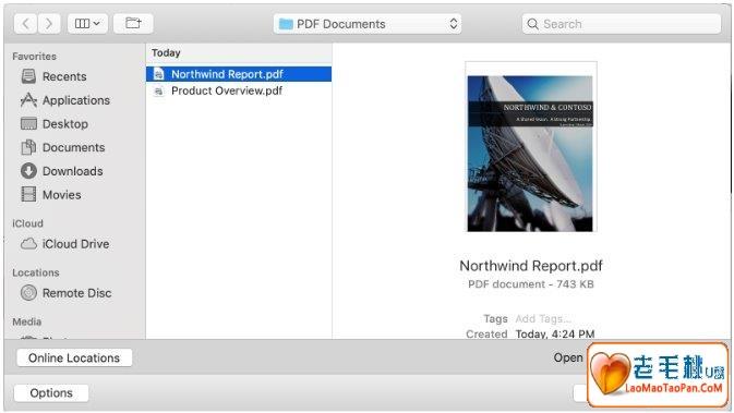 介绍慢速通道Word for Mac迎来PDF文档编辑功能