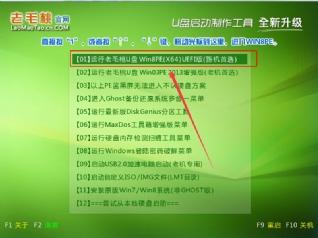 毛桃盘超级U盘启动盘制作工具V10.0(自由UEFI版)