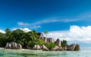 塞舌尔海椰子岛桌面壁纸下载